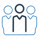 business group, teamwork, user icon