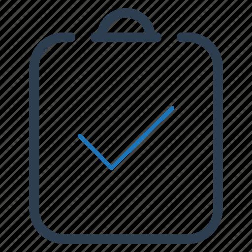 checklist, survey, tasks, tracklist icon