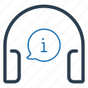 call center, customer care, customer support icon