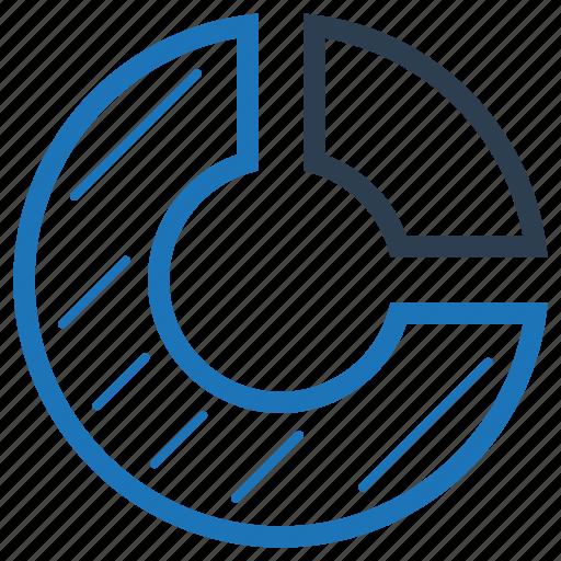 analytics, pie chart, report, sales icon