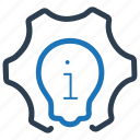 development, idea, improvement, innovation icon