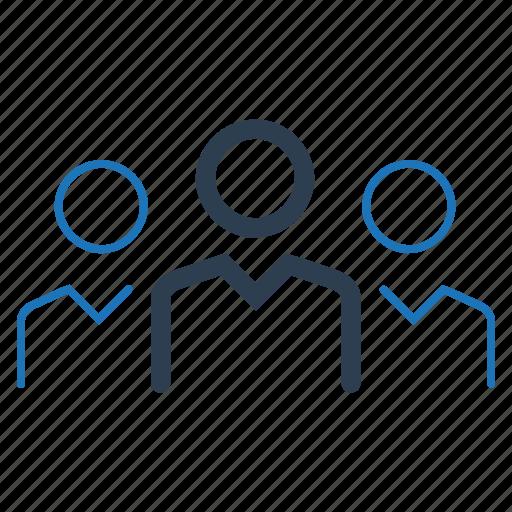 Group, leadership, team, teamwork icon - Download on Iconfinder