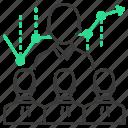 analyse, chart, resources, runion, statistics