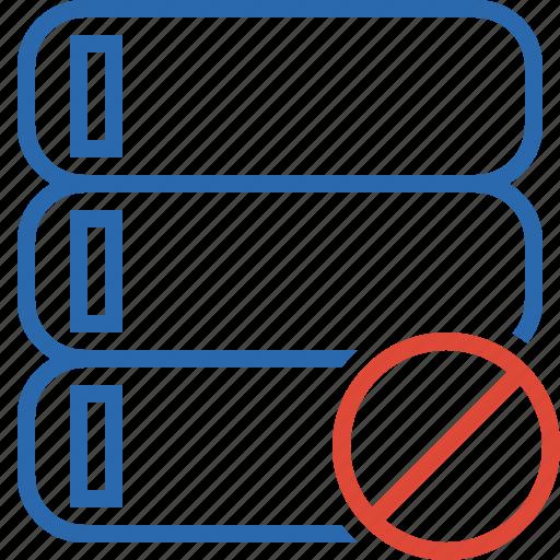 Block, data, database, server, storage icon - Download on Iconfinder