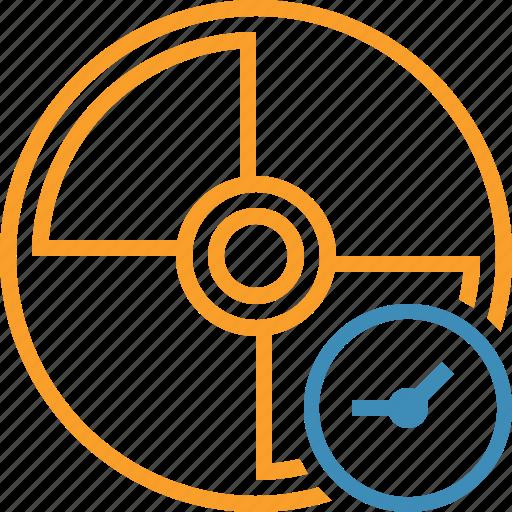 Cd, clock, disc, disk, dvd icon - Download on Iconfinder