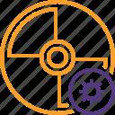 disk, settings, cd, disc, dvd