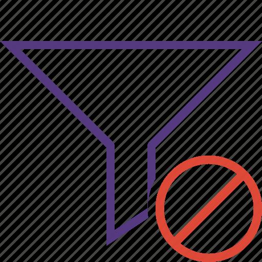 Block, filter, funnel, sort, tools icon - Download on Iconfinder
