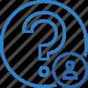 faq, help, question, support, user