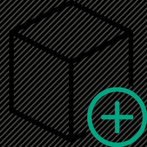 add, addon, extension, module, object, plugin icon