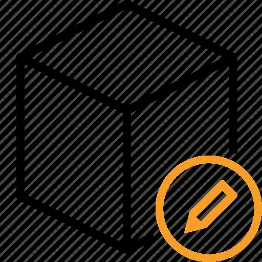 addon, edit, extension, module, object, plugin icon