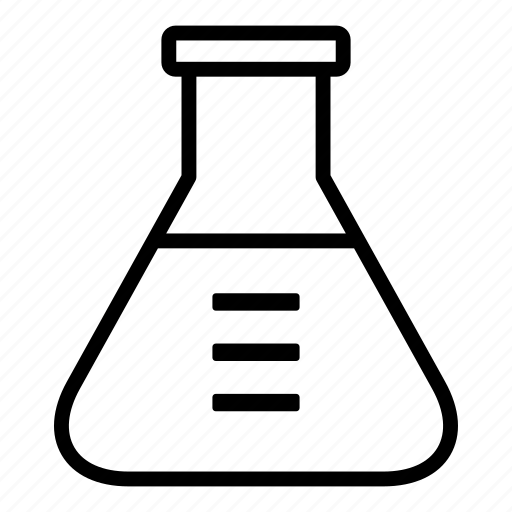 beaker, chemistry, education, lab, mixture, science icon