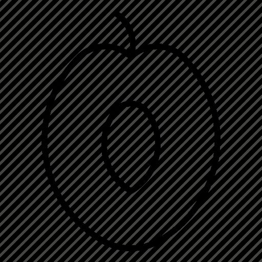 Fruit, healthy, jujube, vegetarian, vitamin icon - Download on Iconfinder