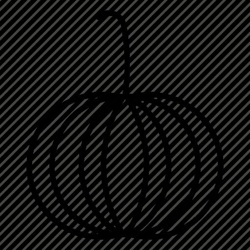 Fruit, healthy, pumpkin, vegetarian, vitamin icon - Download on Iconfinder