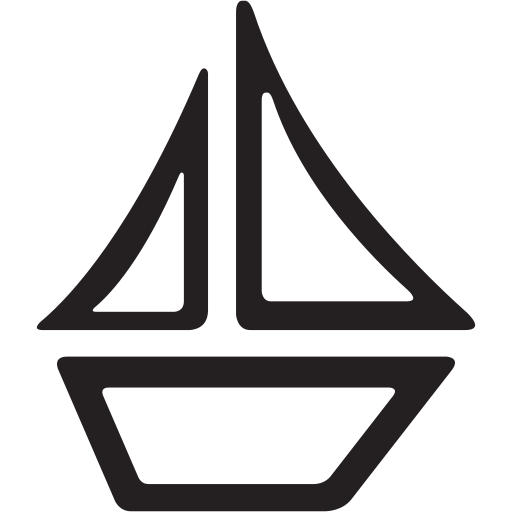 boats, journey, rest, ship, transportation icon