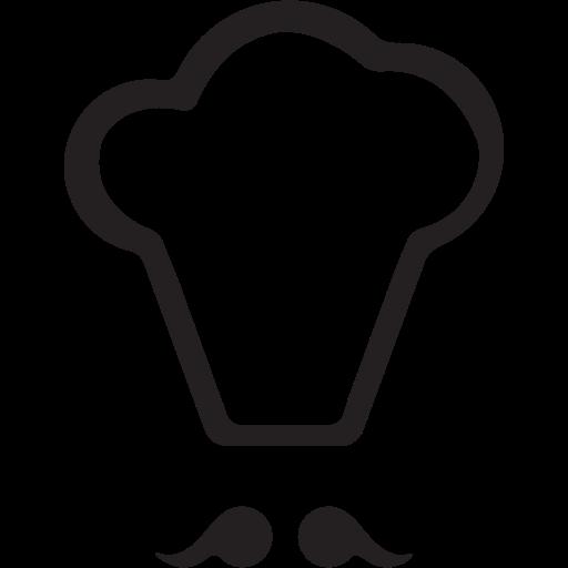 chefs, cook, food, hat, restaurant icon