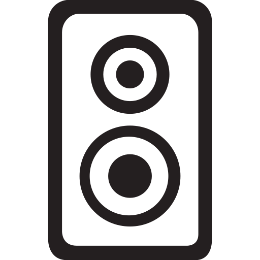 club, clubs, music, playing, sound, speaker icon