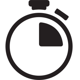 personal, stopwatch, time, trainer, training icon