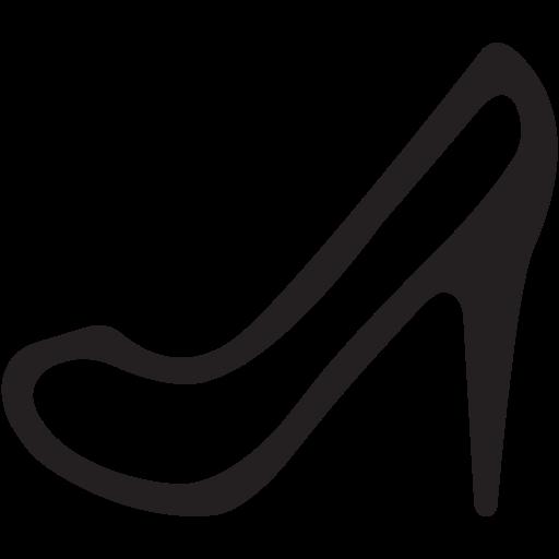 fashion, footwear, heel, shoe, shoes icon