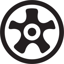 car, equipment, radials, stacked, tyres, wheels icon