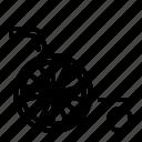 armamentarium, chair, injury, patient, wheel icon