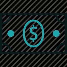 cash, coin, finance, money, seo, wallet icon
