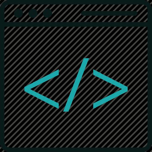 apps, code, coding, program, software, website icon