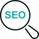 analytic, find, keywords, marketing, seo, traffic icon