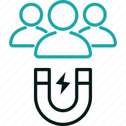 advertisement, business, customers, marketing, people, seo, users icon
