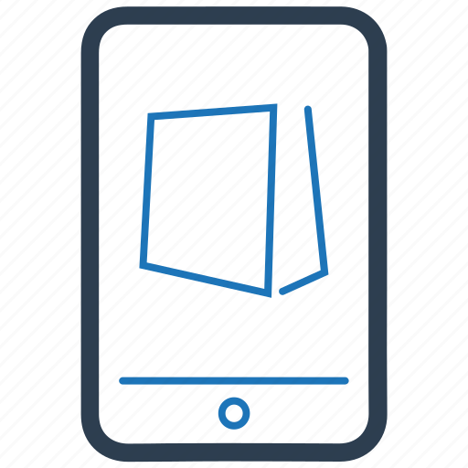 ecommerce, mobile, mobile shopping icon