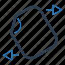 data, file, share, transfer icon