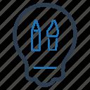 creative, creative design, graphic, idea icon