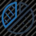 analytics, chart, pie chart, report