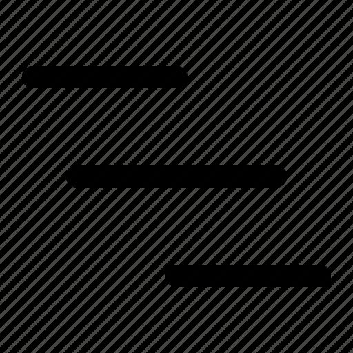 graph, line, menu, stats icon