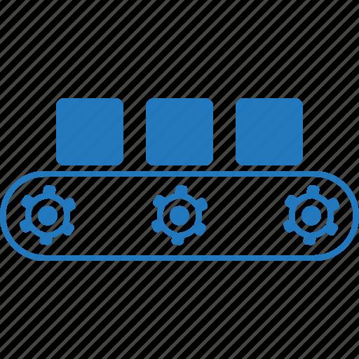 app, automation, development, product, production icon