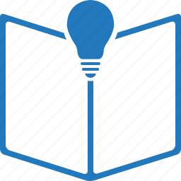 book, education, idea, knowledge icon