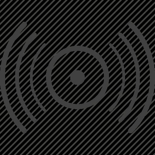 audio, indicator, loud, music, sound, speaker, volume icon
