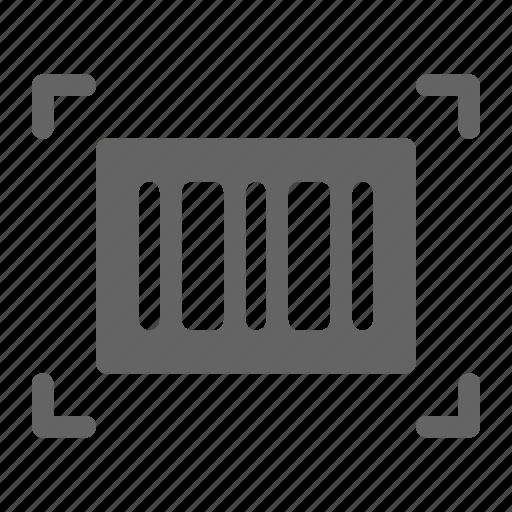 barcode, code, reader, scanner icon