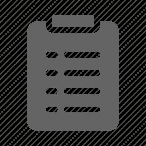 checklist, clipboard, delivery, shipping icon
