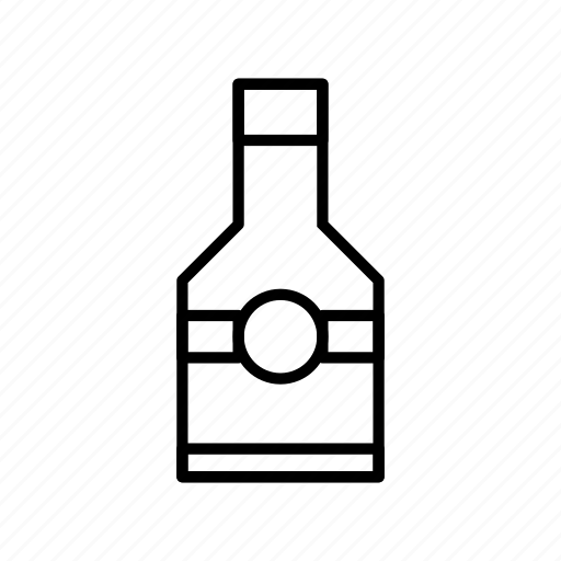 alcohol, beverage, bottle, drink, wine icon