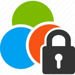 color palette, freeze, frozen, lock colors, locked, private, protection icon