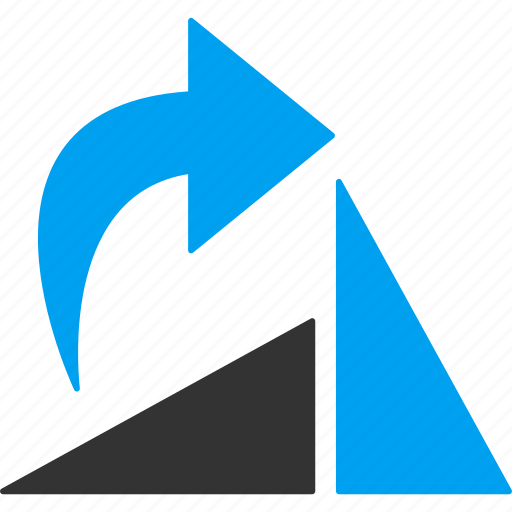arrow, circular, cw rotation, direction, reload, repeat, rotate right icon