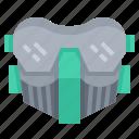 empire, flex, goggles, mask, paintball icon