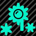 ball, blob, paint, splatter, symbo icon