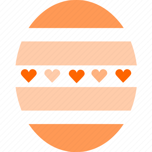 decorate, decorated, easter, easter egg, egg icon