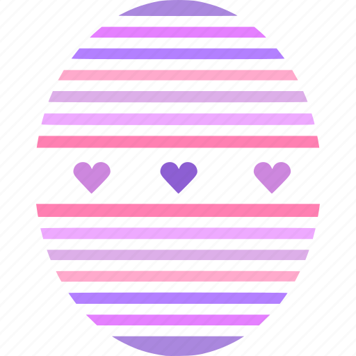 decorated, decoration, decorations, easter, easter egg icon