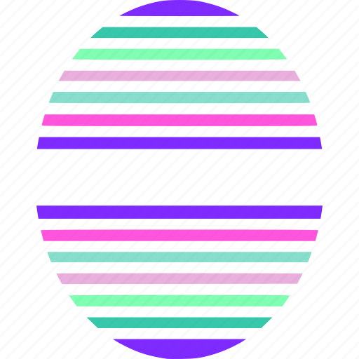 decorated, easter, easter egg, egg, eggs icon
