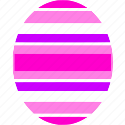 decorated, decoration, easter, easter egg, egg icon