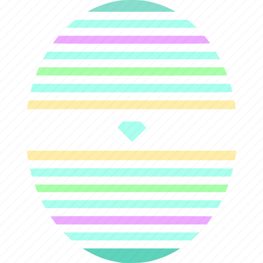 decoration, easter, easter egg, egg, holiday icon