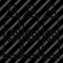 acrylic, creative, line, oil, outline, paint, tube