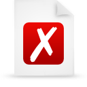 file, document, paper, red